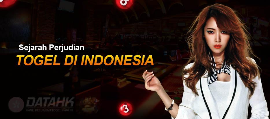 Sejarah Perjudian Togel Di Indonesia